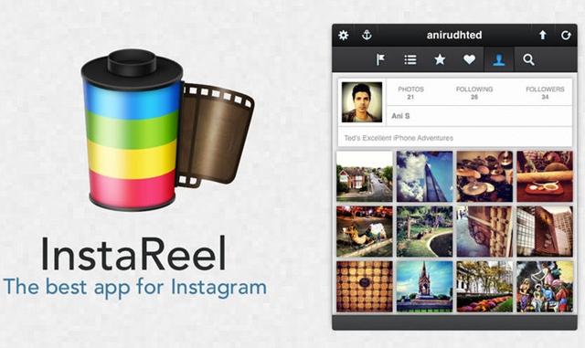 InstaReel for Instagram - Imagem 1 do software
