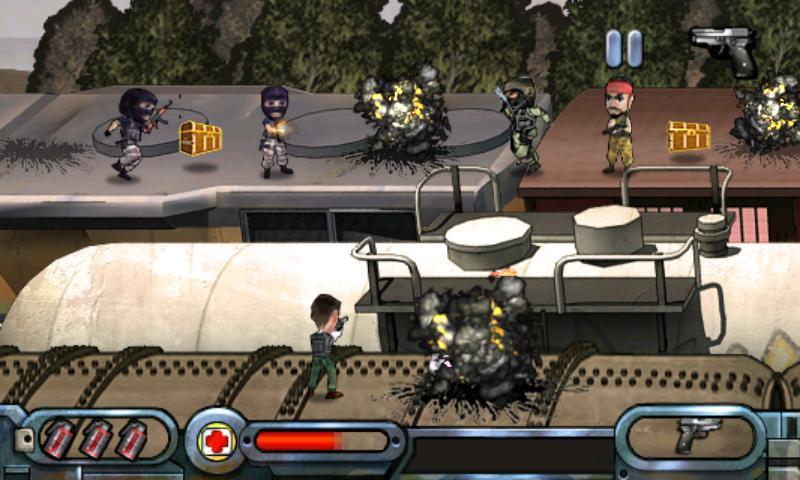 Street Shootting Gun War - Imagem 1 do software