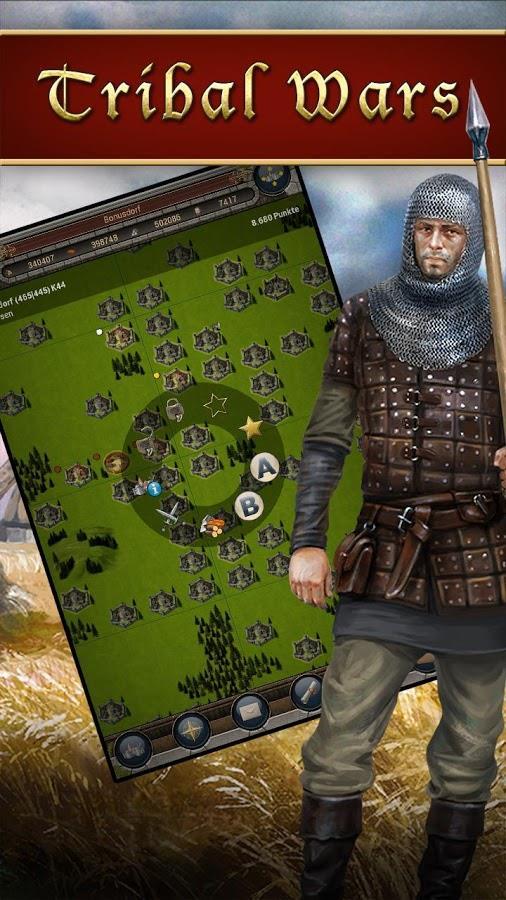 Tribal Wars - Imagem 2 do software