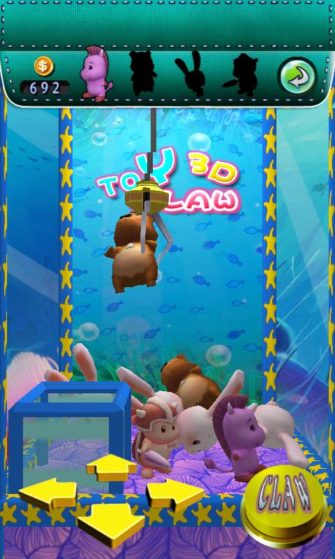 Toy Claw 3D FREE - Imagem 2 do software