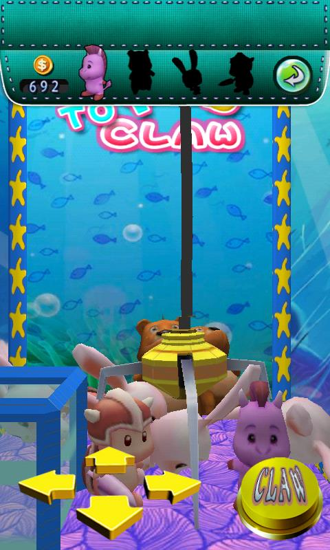 Toy Claw 3D FREE - Imagem 1 do software