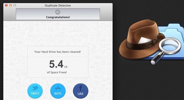 Duplicate Detective - Imagem 2 do software