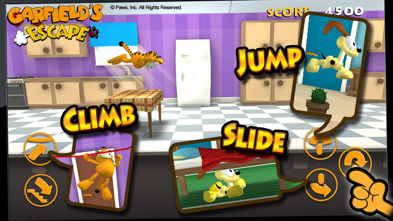 Garfield`s Escape Premium - Imagem 1 do software