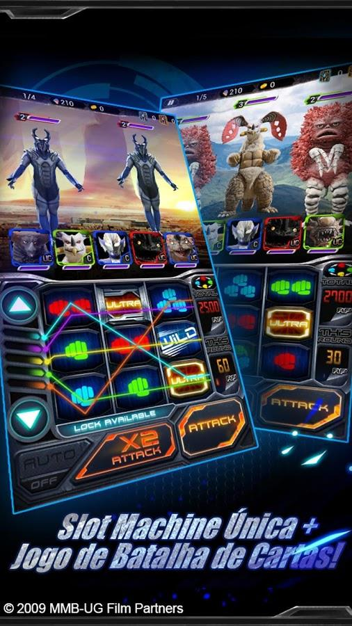 Galáxia Ultraman - Imagem 1 do software