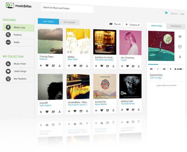 Music Fellas - Imagem 1 do software