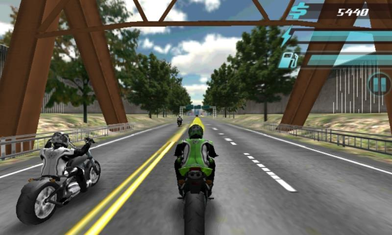 Asphalt Bikers FREE - Imagem 1 do software