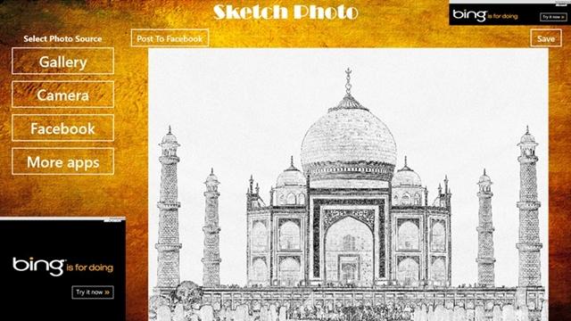 Sketch Me - Imagem 1 do software