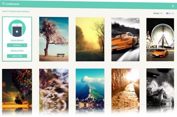 Visualizando as imagens disponíveis