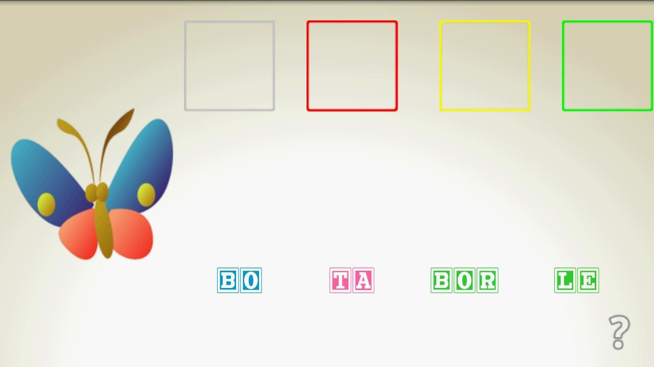 Monta Palavras FREE - Imagem 1 do software