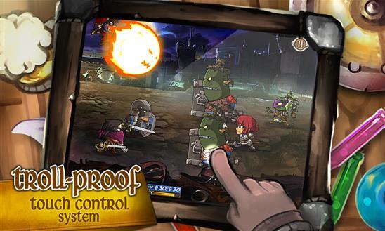 Battleloot Adventure - Imagem 1 do software