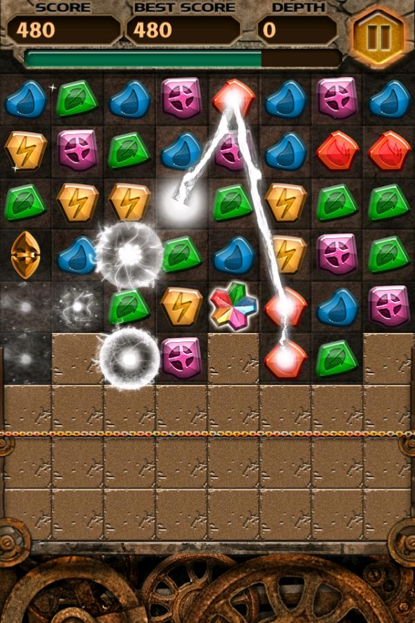 Jewels & Dragon Saga Game - Imagem 1 do software