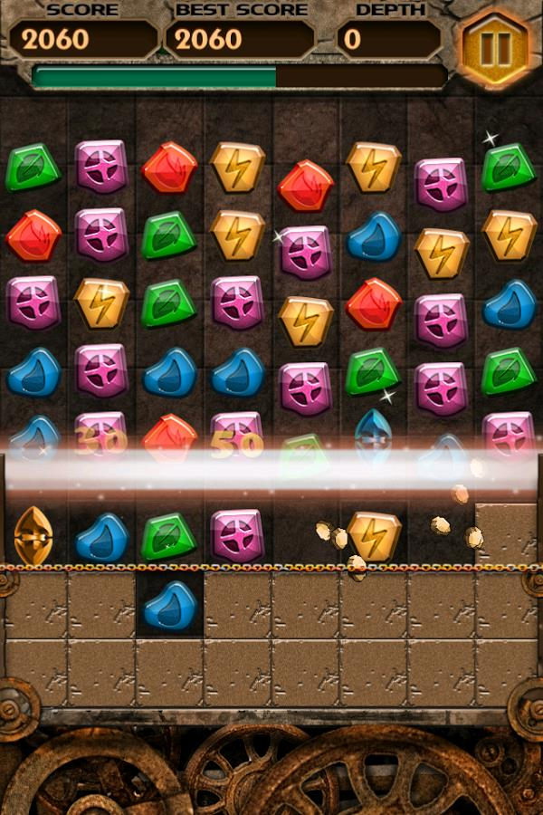 Jewels & Dragon Saga Game - Imagem 2 do software