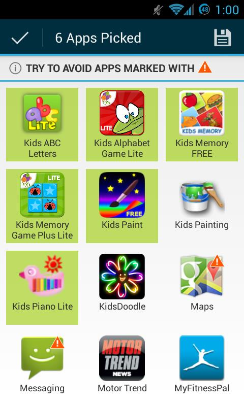Kids Zone App Lock Pro Version - Imagem 1 do software