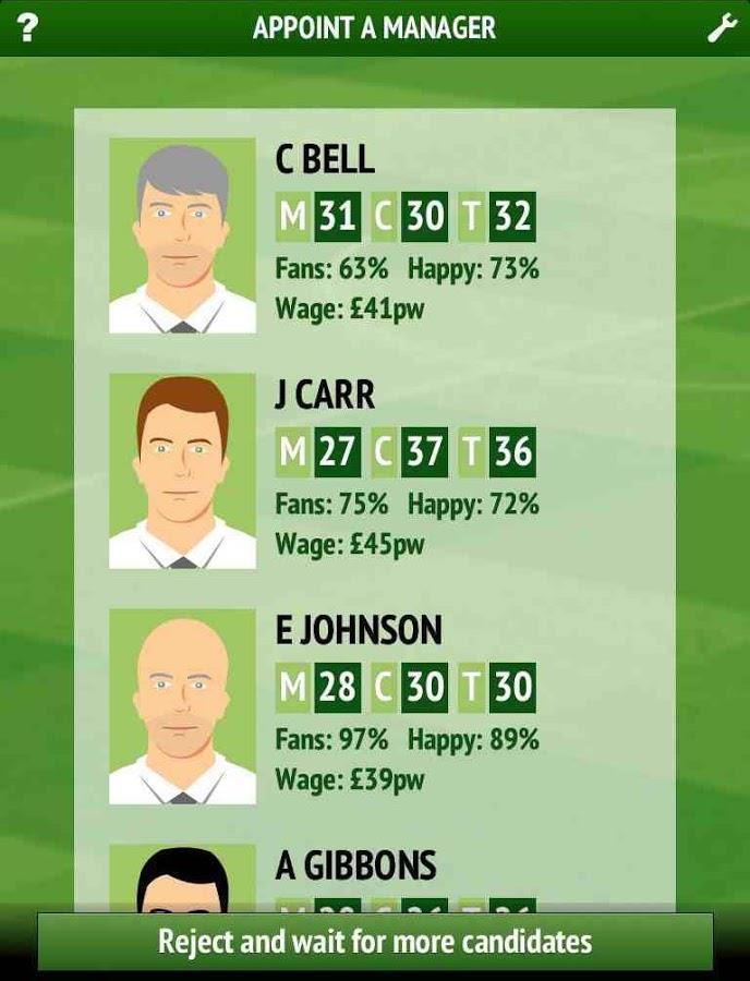 Football Chairman Lite - Imagem 2 do software