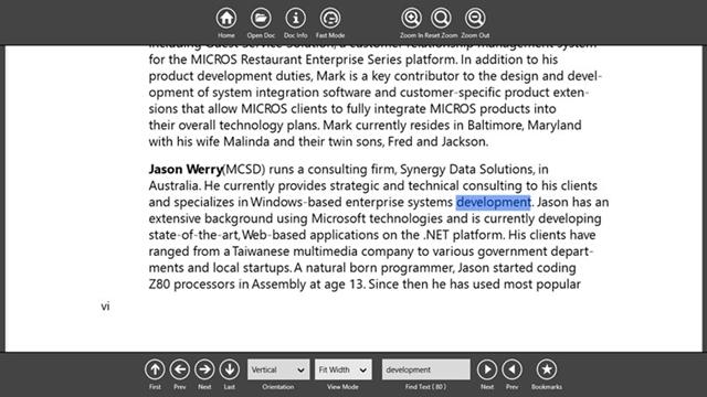 PDF Reader 2.0 - Imagem 1 do software