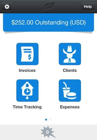 FreshBooks Cloud Accounting - Imagem 2 do software