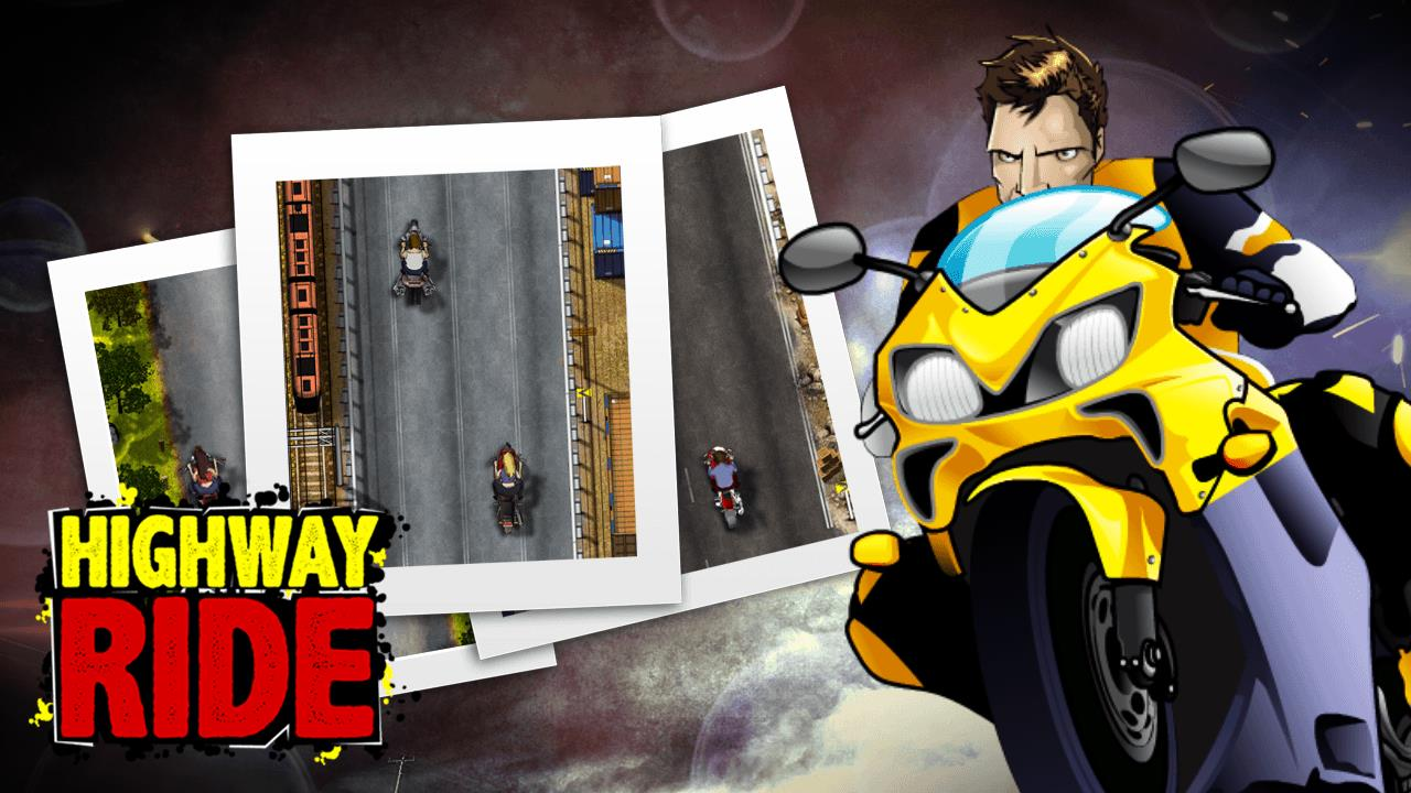 Highway Ride - Imagem 1 do software