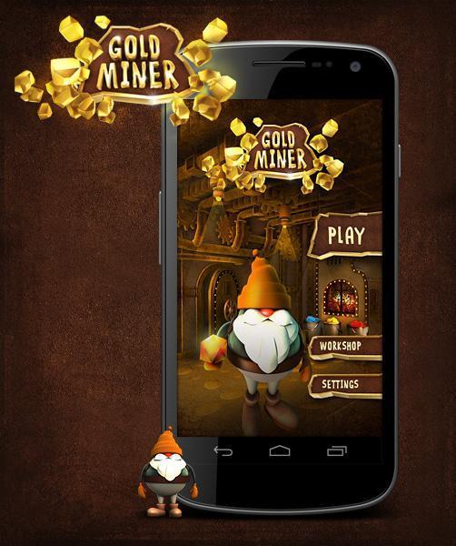 Gold Miner Fred - Imagem 1 do software