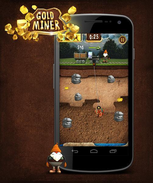 Gold Miner Fred - Imagem 2 do software