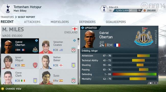 FIFA 14 - Imagem 2 do software