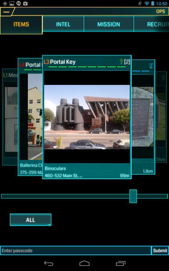 Ingress - Imagem 4 do software