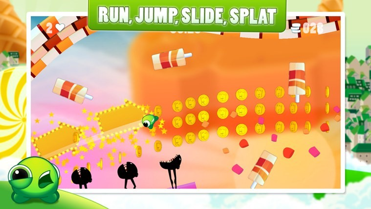 Jelly Run.