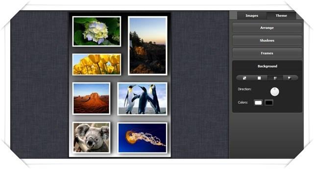 Collagerator - Imagem 1 do software