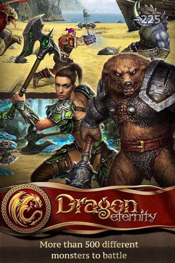 Dragon Eternity - Imagem 2 do software