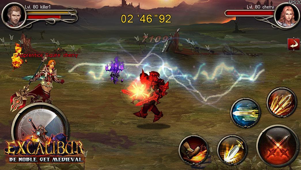 Sword of King : Excalibur - Imagem 1 do software