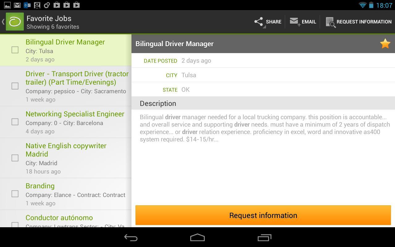 Vagas: Trovit Empregos - Imagem 1 do software