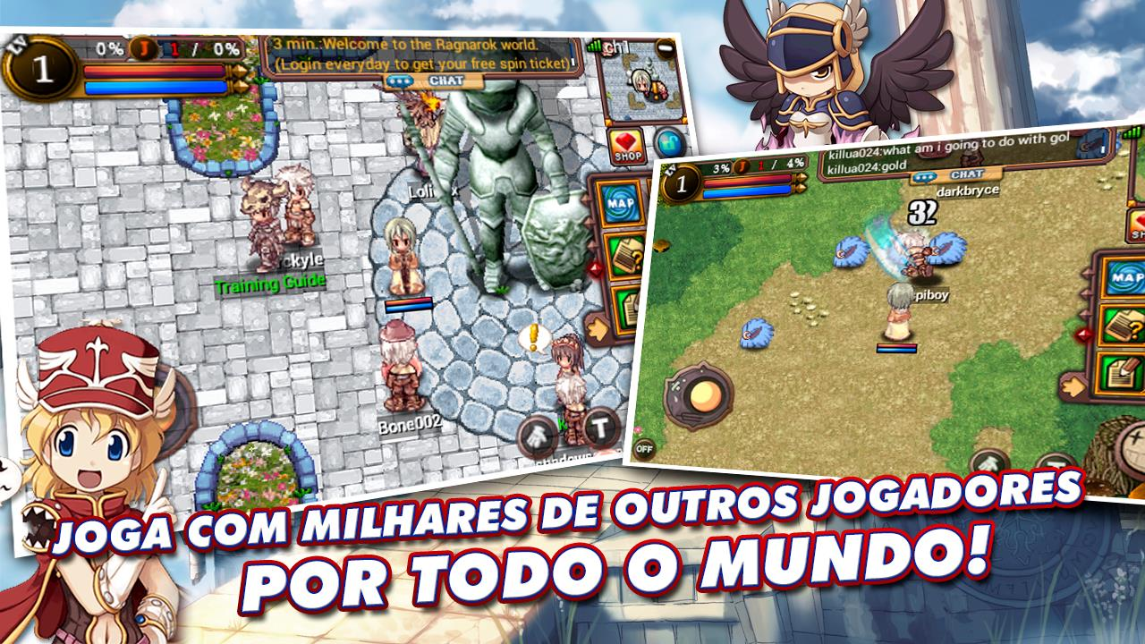 Ragnarok: War of Gods - Imagem 2 do software