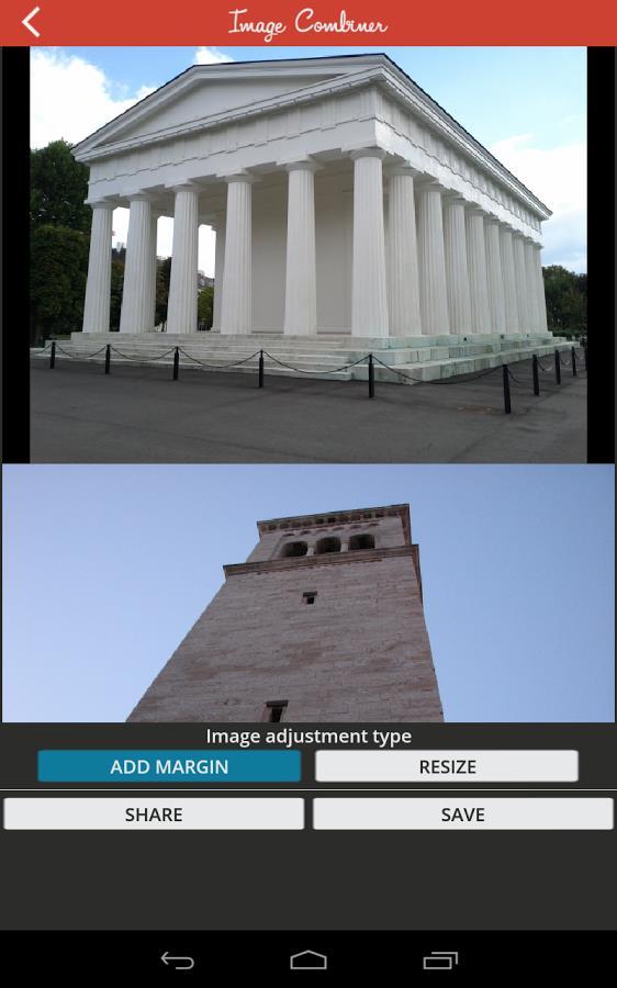 Image Combiner - Imagem 2 do software