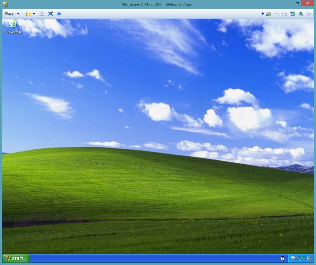 VMware Player - Imagem 3 do software