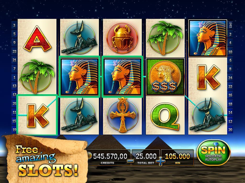 Slots - Pharaoh`s Way - Imagem 1 do software