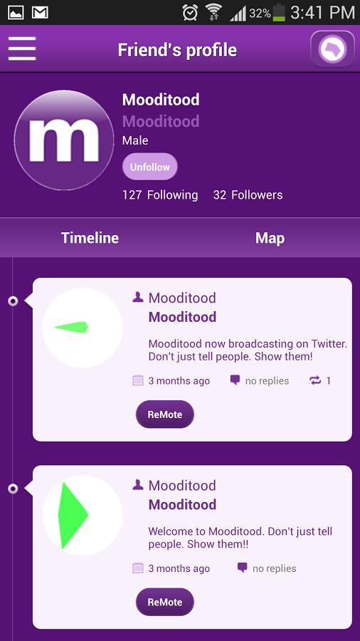 Mooditood - Imagem 2 do software