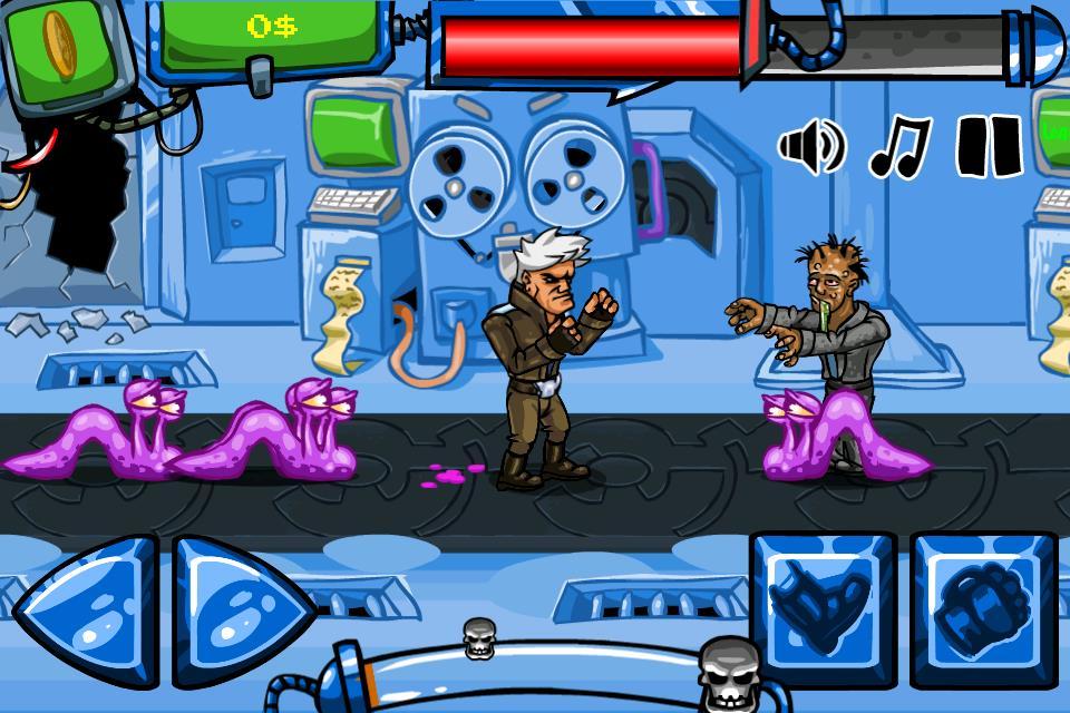 Biometal Free Fighting Action - Imagem 1 do software