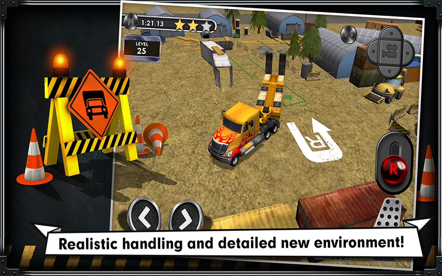 Trucker: Parking Simulator - Imagem 2 do software