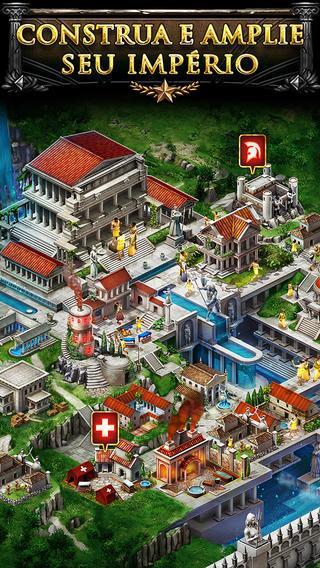 Game of War - Fire Age - Imagem 1 do software