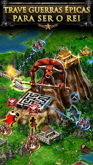 Game of War - Fire Age - Imagem 2 do software