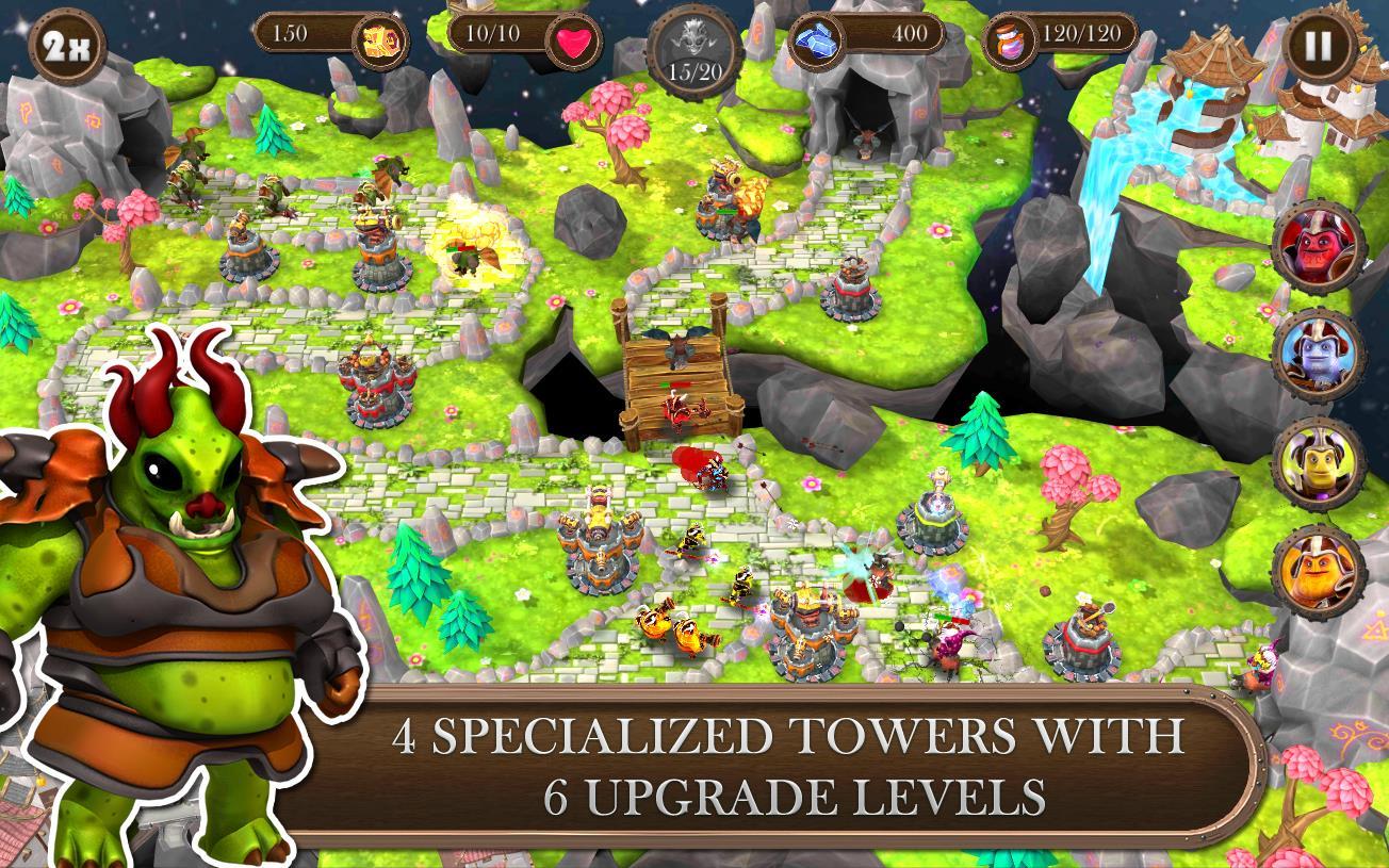 Brave Guardians - Imagem 1 do software