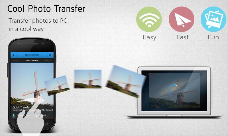 Cool Photo Transfer Free - Imagem 1 do software