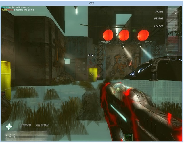 Alien Arena - Imagem 2 do software