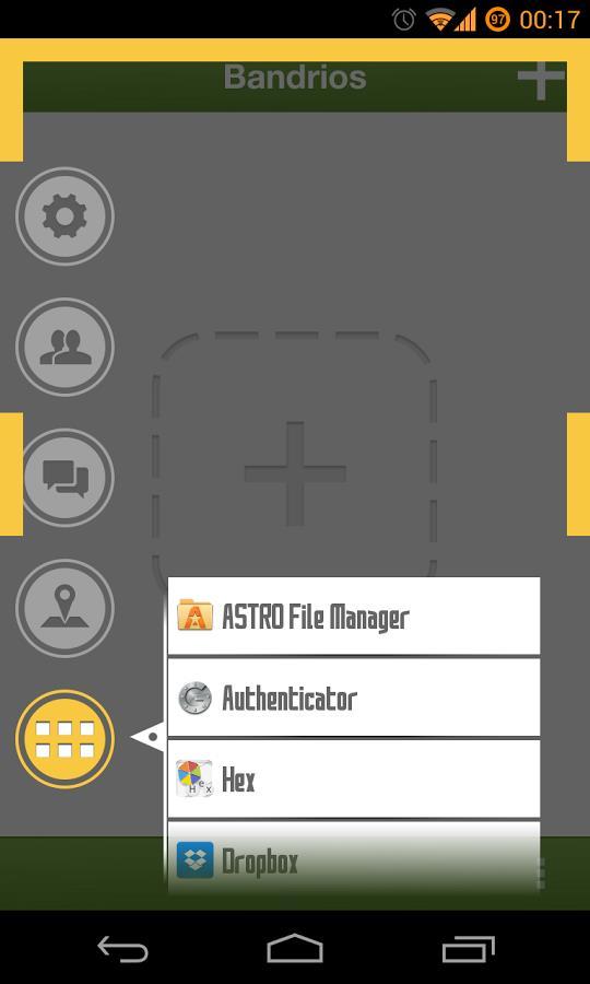 SAO Launcher - Imagem 2 do software