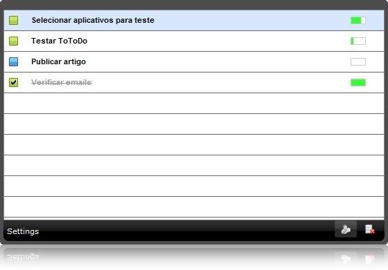 ToToDo - Imagem 1 do software