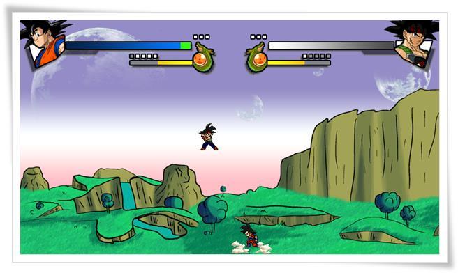 Downloading DragonBall Z: Mini Boutoden Warriors - Game Jolt