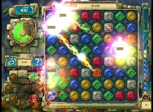 The Treasures of Montezuma 3 - Imagem 1 do software