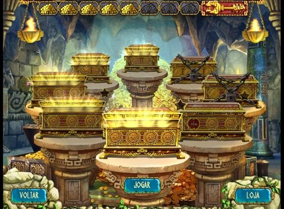 The Treasures of Montezuma 3 - Imagem 2 do software