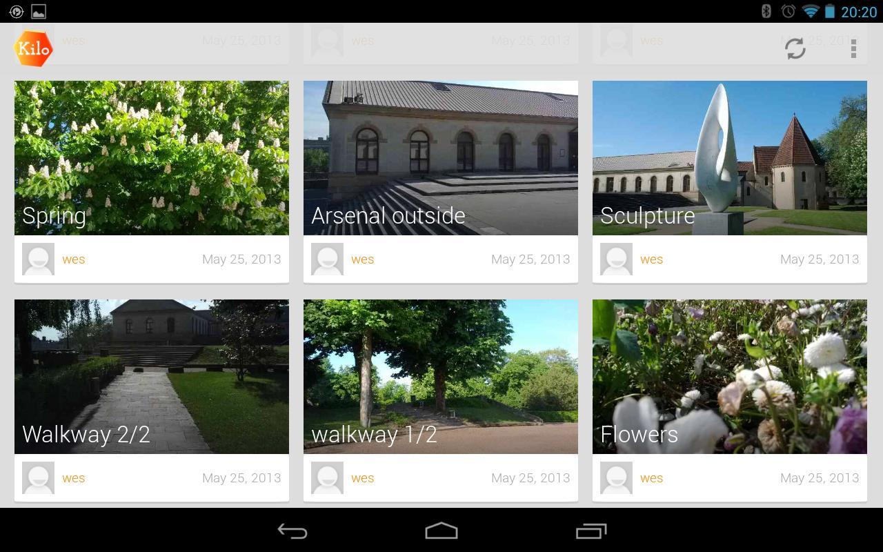 Kilo - Touch Video (beta) - Imagem 1 do software