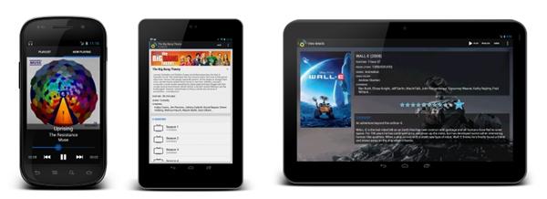 Apps para dispositivos móveis