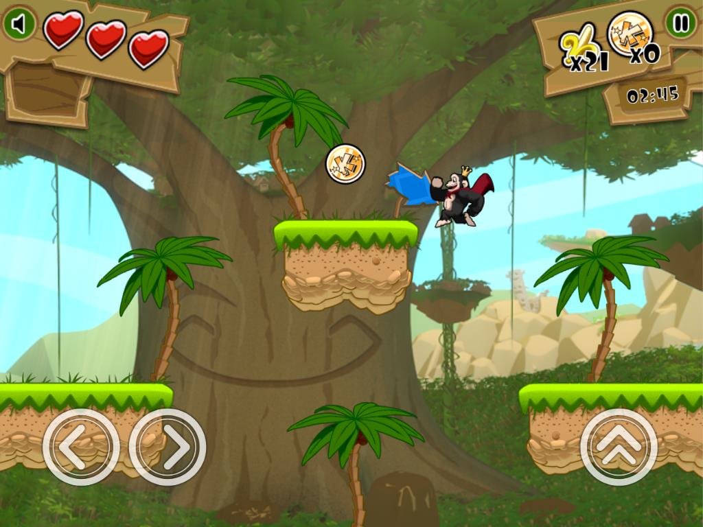 Kiba & Kumba: Jungle Run - Imagem 1 do software